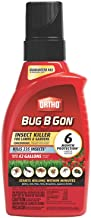 Ortho Bug B Gon Insect Killer for Lawn and Gardens Concentrate 1, 32 fl. oz. - Kills Spiders, Ants, Fleas, Ticks, Mosquito...
