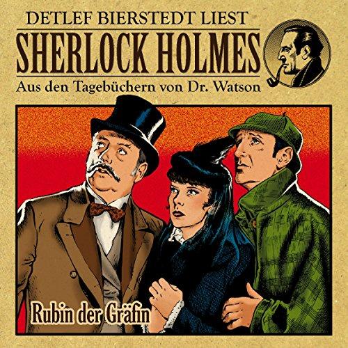 Rubin der Gräfin (Sherlock Holmes: Aus den Tagebüchern von Dr. Watson) Titelbild