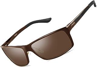 Soxick Mens Sunglasses Polarized Sports Sunglasses for Men Driving Sun Glasses