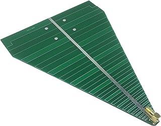 MERIGLARE 740MHz-6000MHz UWB Ultra-Antena de banda larga, ganho 6-7db Ampla Gama 50W Período de Antena da Placa de Circuit...