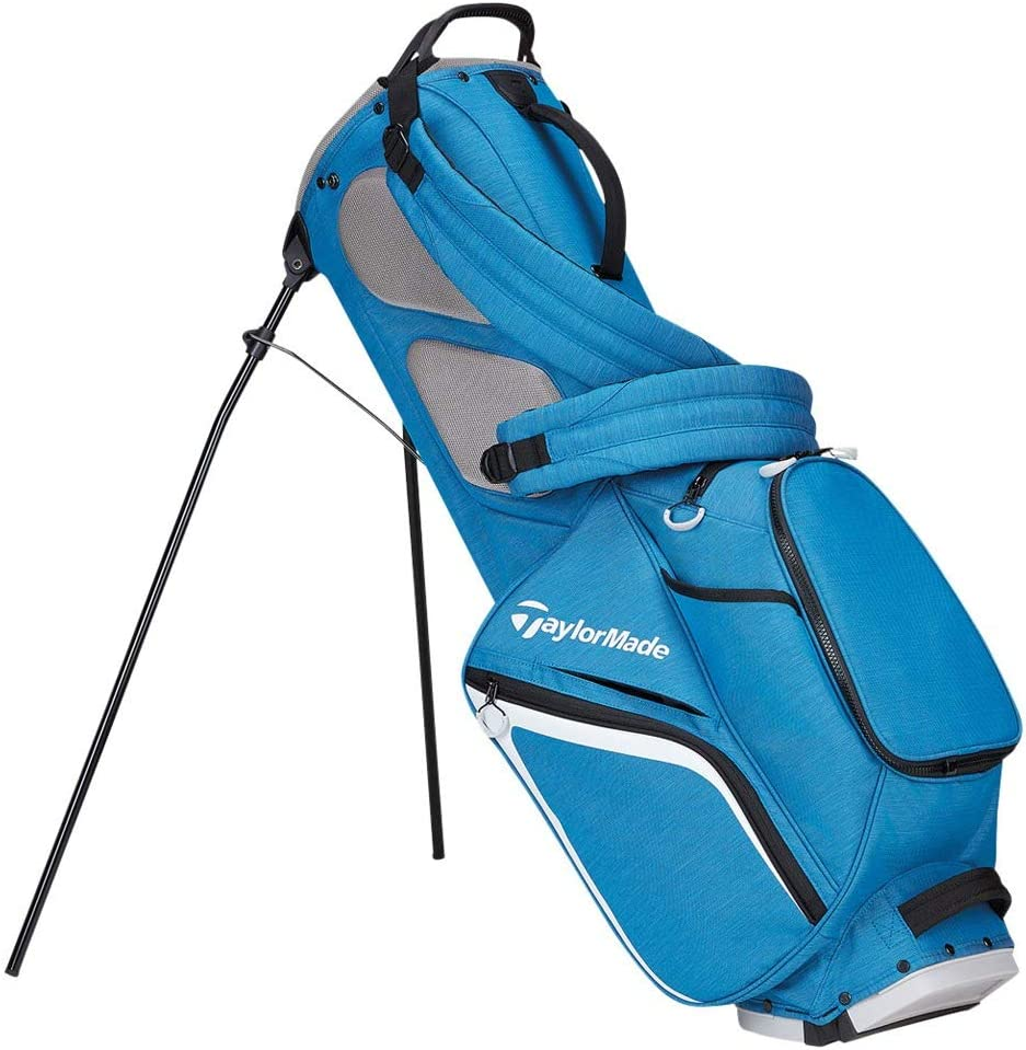 Taylor Made At the price 2020 Flextech Lite Yarn Free shipping on posting reviews Bag Golf Dye Blue Stand