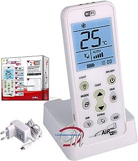 G.B.S. Elettronica Universal Air Wi-Fi WiFi Botones Blanco - Mando a Distancia (Aire Acondicionado, WiFi, Botones, Pantalla incorporada, Blanco)