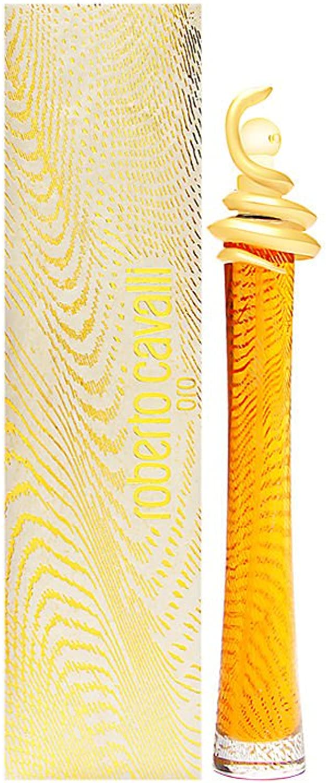 Roberto cavalli oro, eau de parfum,profumo per donna, 40 ml spray 155293