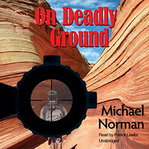 On Deadly Ground cover art