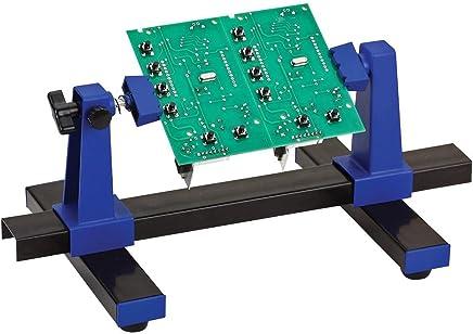 Soporte de Burntec para sujetar una placa de circuito impreso durante la soldadura