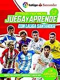 Juega y aprende con la liga Santander. 5-6 años