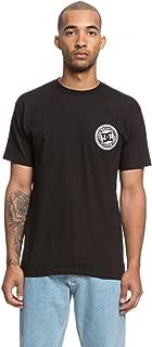 Men's Circle Star Fb Short Sleeve Tee Shirt