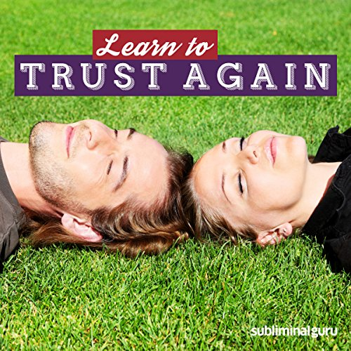 Learn to Trust Again cover art