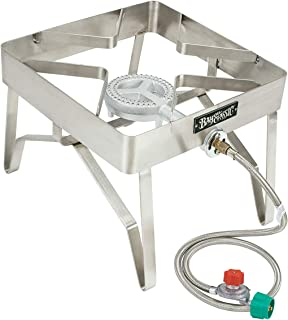 Best bayou classic stainless steel burner Reviews