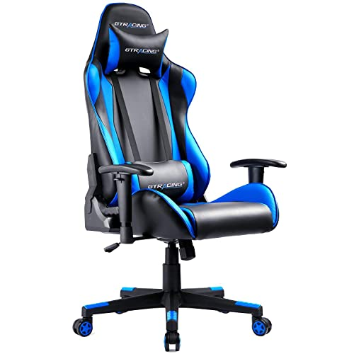 DXRacer Iron Series Gaming Chair - Black I11-N | OcUK