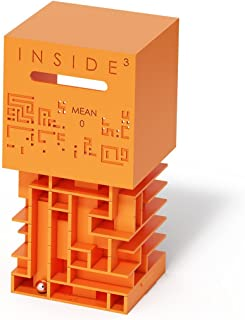 INSIDE3 Mean0 Labyrinth Cube Level : 6 Out of 12