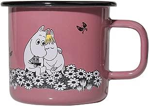 Muurla Moomin Love - Moomin Enamel Mug