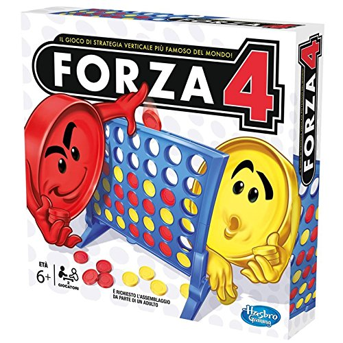 hasbro A56401030 connect 4 force 4