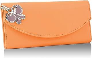 Butterflies Wallet Orange (BNS 2270 ORG)