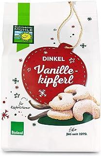 Dinkel Vanille - Kipferl 125 Gramm BIO