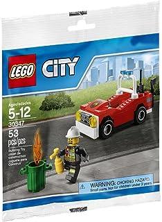LEGO, City, Fire Car [Bagged] (30347)