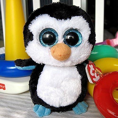 Tienda de moda y compras online. Big eyes plush TY Beanie Boos - Waddles Waddles Waddles - Penguin plush toy by ToySDEPOT  las mejores marcas venden barato