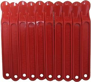 Scotty Peeler - The Original Label & Sticker Remover (Set of 10 Red)