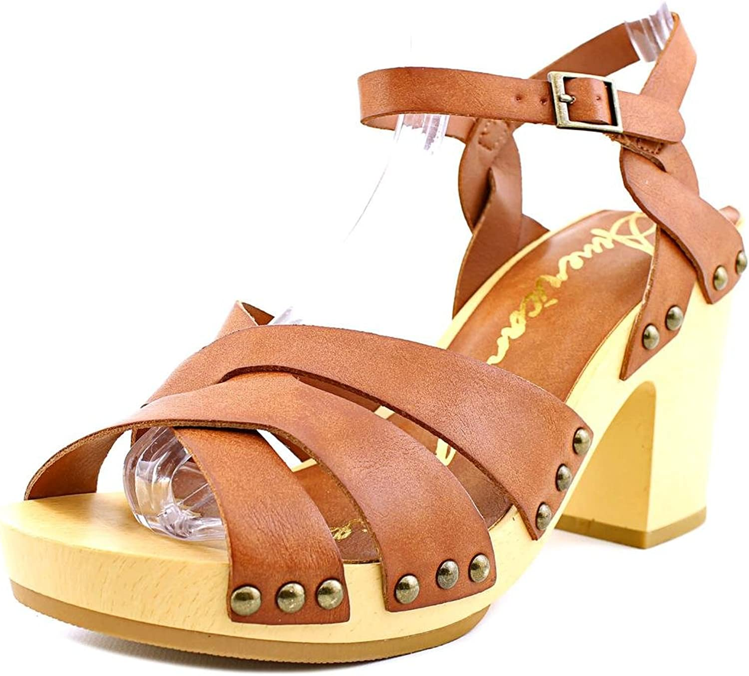 American Rag Womens Cassidy Open Toe Casual Ankle Strap Sandals