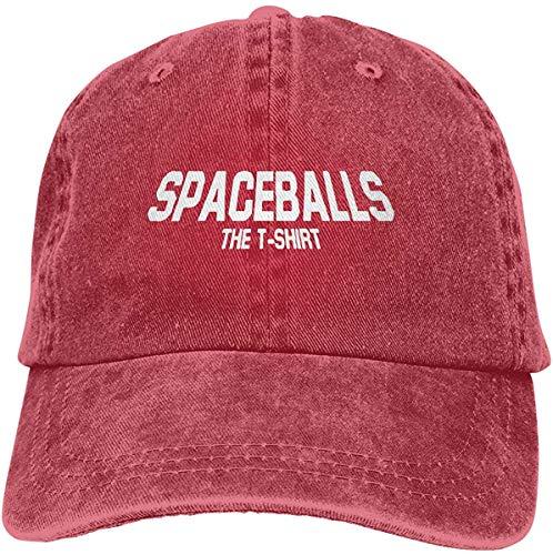 Bikofhd Spaceballs Unisex Cowboy Hat Baseball Caps Washed Adjustable Trucker Hats Style3827