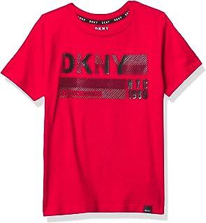DKNY Boys' SS T-Shirts