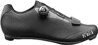 2018 R5 Uomo BOA Road Bike Cycling Shoes Black Dark Grey 38