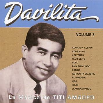 La Música de Titi Amadeo: Vol. 3