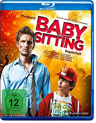 Project: Babysitting - #epicfail [Blu-ray]