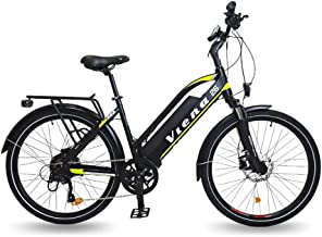 "URBANBIKER VIENA Elektrische Hybride Fiets - trekking E bike, 840Wh lithium accu 48v, 350W, 50 Nm, bereik tot 160 km, 26""/..."