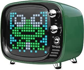 Divoom 840500101537 Pixel Art Speakers - Green (Pack of 1)
