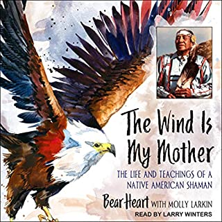 The Wind Is My Mother cover art