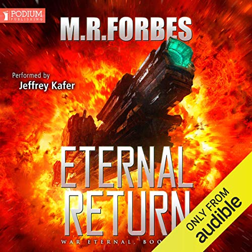 Eternal Return audiobook cover art