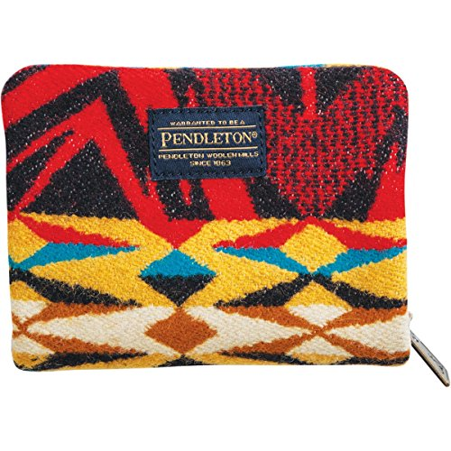 Pendleton Mini Accordion Wallet Echo Peaks Black, One Size