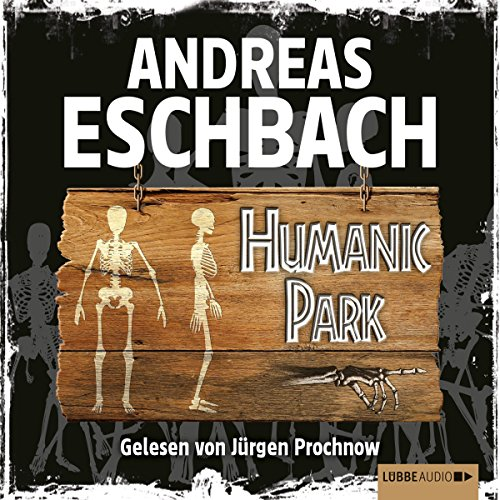 Humanic Park audiobook cover art