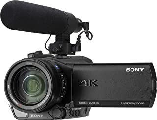 FDR AX100 CX580V AX53 PJ540 Mini Condenser Microphone for Sony HDR-CX900 PJ790 PJ760 CX760 PJ710 PJ670 PJ650V AX33