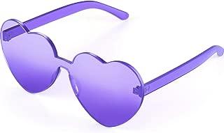 Best heart shaped sunglasses Reviews