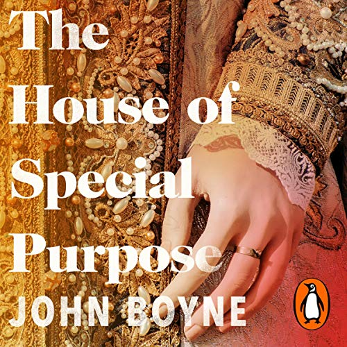 The House of Special Purpose cover art