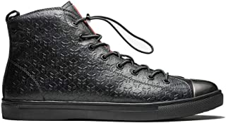 OPP Men's Casual High Top Sneaker Leather Training Shoes