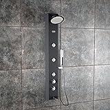 Jaaz Otis - S Black Shower Panel