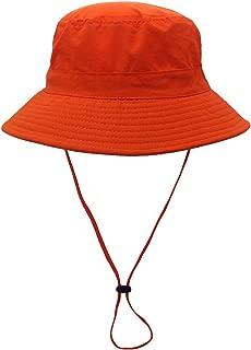 Qhome Womens Outdoor Lightweight Waterproof Bucket Hat - UPF 50+ Sun Protection Sun Hats Shade
