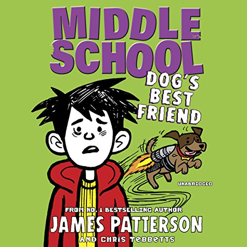 Middle School: Dog's Best Friend cover art