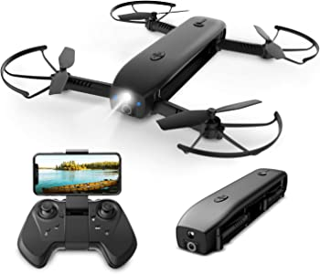 Holy Stone 1080p RC Foldable Quadcopter Drone