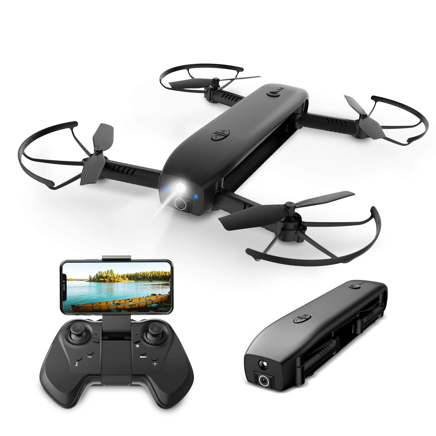 Holy Stone Foldable Positioning Quadcopter
