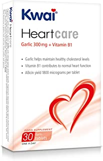 Kwai One-a-Day Garlic Tablets 30 tablets