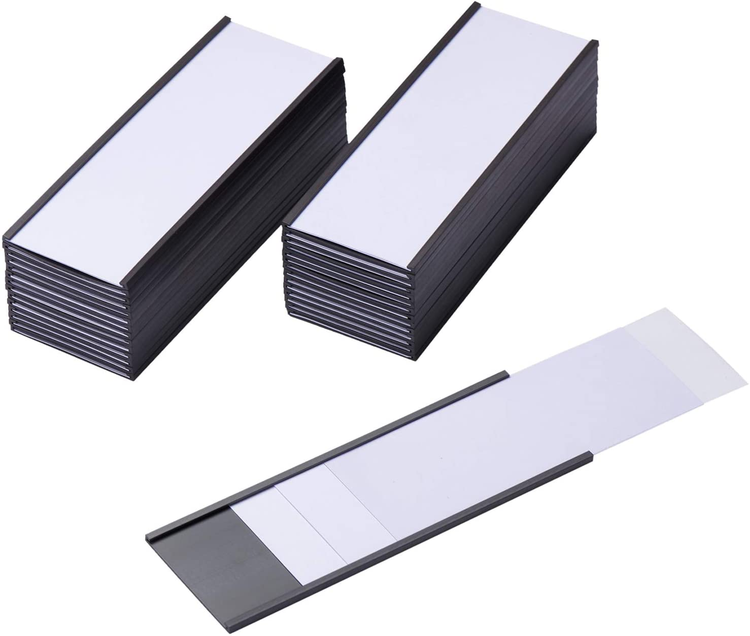 Eeoyu Magnetic Label Holders Sales results No. 1 with Hol Max 78% OFF Data Magnets Card