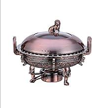 Grill électrique portable, Safe Cookware Fondue Friteuses Chinoise Ancienne Beijing Chaud Pot, Pot pour fondues de viande ...