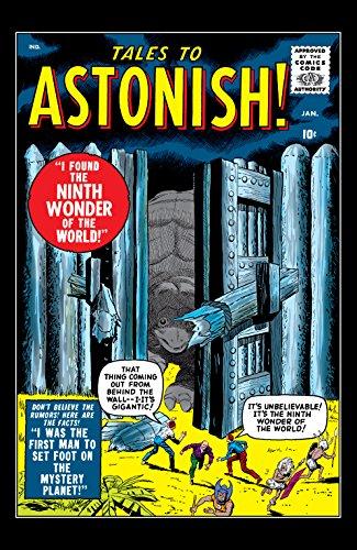 Download Tales to Astonish (1959-1968) #1 (English Edition) B074TTZTZC
