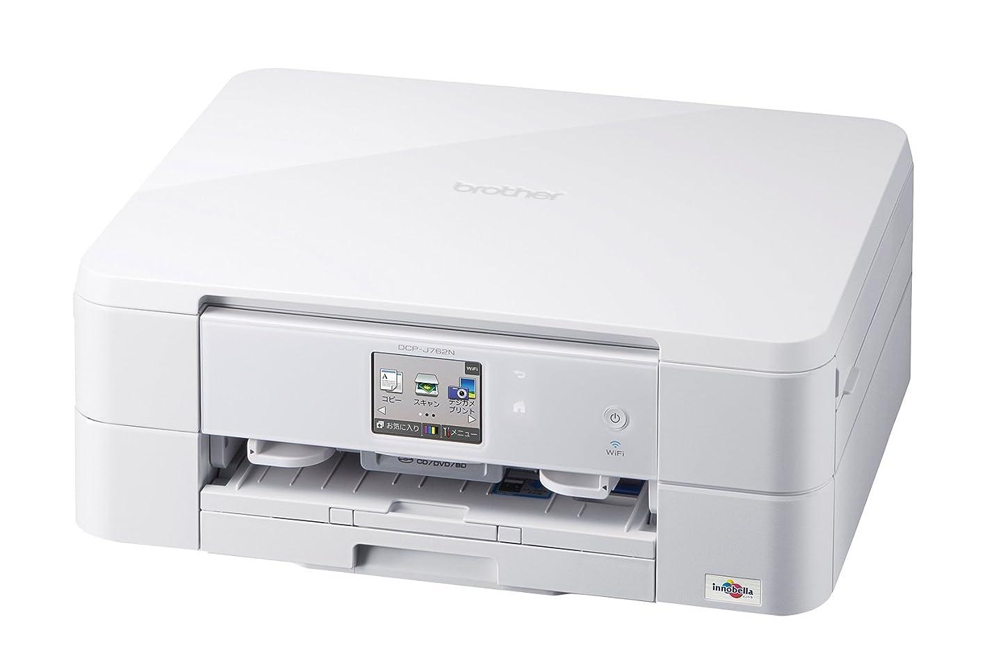 フルーツ野菜電化する重荷brother インクジェットプリンター複合機 PRIVIO DCP-J762N