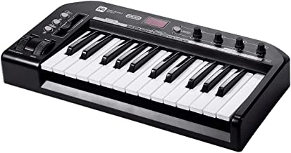 Monoprice 606304 25-Key MIDI Keyboard Controller - Black