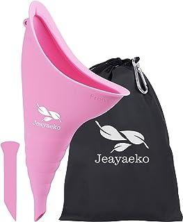 Jeayaeko Female Urinal,Female Urination Device, Pee...